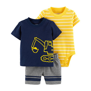 dc466e634 Short Sets Baby Boy Clothes 0-24 Months for Baby - JCPenney