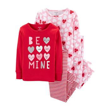 2a8dc5ae8b45 Pajama Sets Red Baby Girl Clothes 0-24 Months for Baby - JCPenney