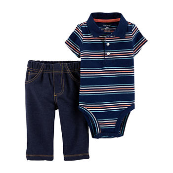 835c616da Blue Baby Boy Clothes 0-24 Months for Baby - JCPenney