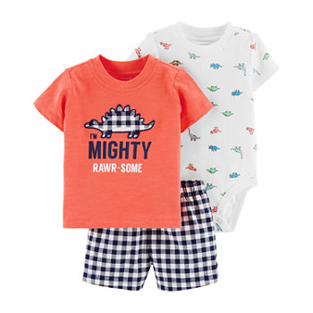 b5c14a863 Clothing Sets Baby Boy Clothes 0-24 Months for Baby - JCPenney