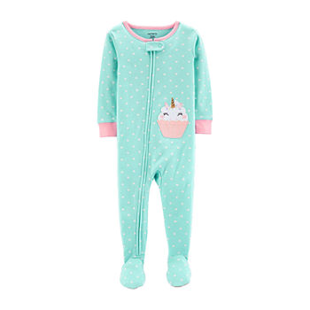 963a40f6b92d Carter s One Piece Footed Snug Fit Cotton Pajama - Baby Girl