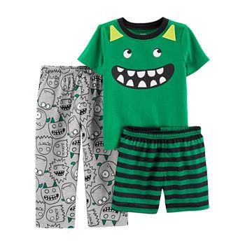 8aa3b5ae8350e Carter's 3-pc. Pant Pajama Set Baby Boys
