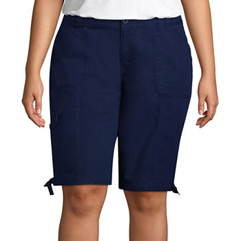 28876c7a5dc7e Plus Size Shorts for Women - JCPenney
