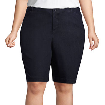 17f9657eb8 Plus Size Shorts for Women - JCPenney