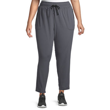 Xersion Studio Womens High Rise Plus Jogger Pant