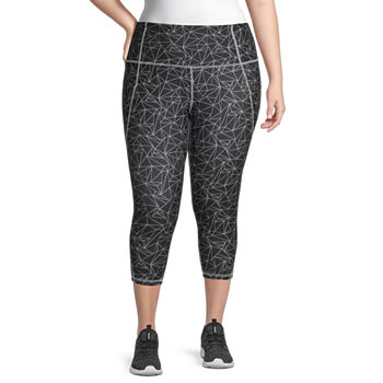 Xersion Move High Rise Plus Workout Capris