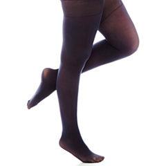 Mixit™ Microfiber Opaque Tights - Queen
