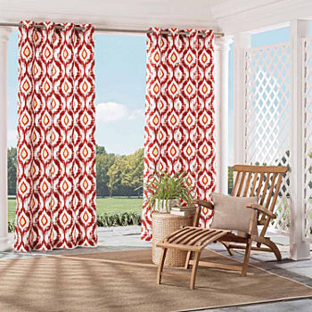 Orange Curtains & Drapes for Window - JCPenney