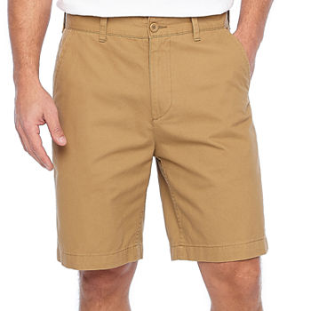 954061206e St. John's Bay Beige Shorts for Men - JCPenney