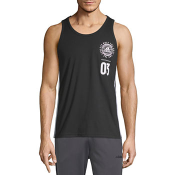 5cceaf4d5fc69 Adidas Tank Tops Shirts for Men - JCPenney