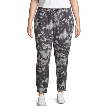 0dd0cd6f484 Juniors Plus Size Cuffed Leg Pants for Juniors - JCPenney