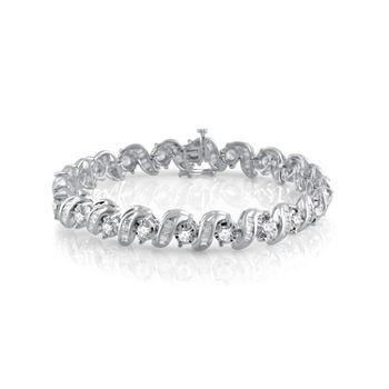 10k Gold Bracelets Diamond Jewelry For