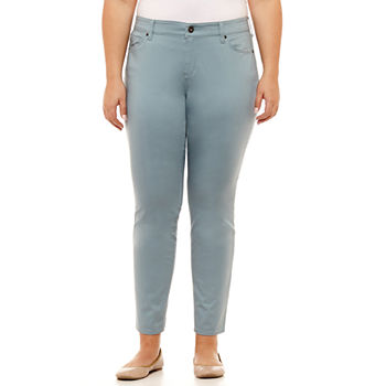 f78733b00fa0 Juniors Plus Size Pants for Juniors - JCPenney