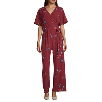 04a3655ce03 Women Red Jumpsuits   Rompers for Women - JCPenney