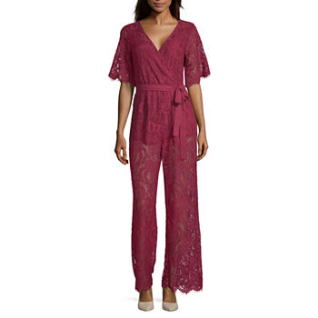 5d1b54dc9290 Women Red Jumpsuits   Rompers for Women - JCPenney