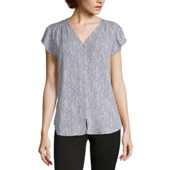 Blouses Tops For Women Jcpenney