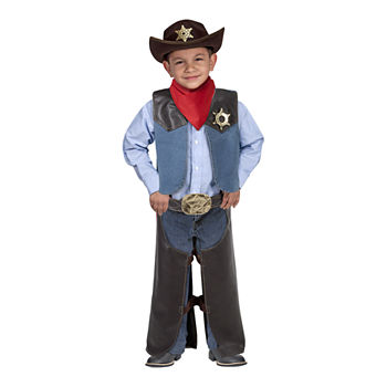 Melissa & Doug Cowboy Role Play Set Boys Costume