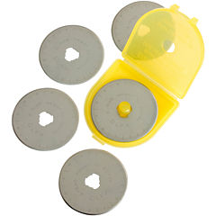 5-Pk. Rotary Blade 45mm Refill