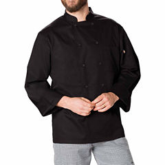 Dickies Unisex Long Sleeve Chef Coat Big