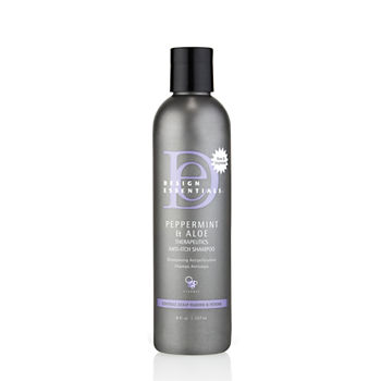 Design Essentials® Peppermint Aloe Anti-Itch Shampoo - 8 oz.