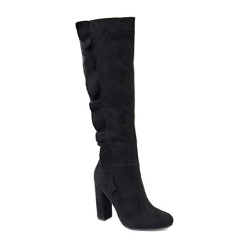 9c0b59b8d0fd Journee Collection Wide Calf All Boots for Shoes - JCPenney