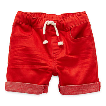 Okie Dokie Baby Boys Denim Short