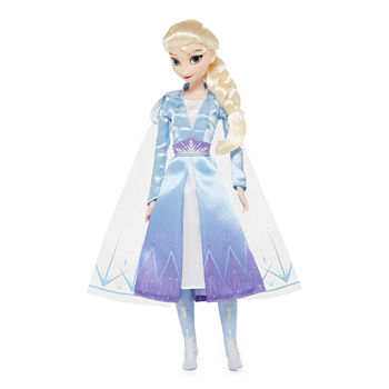 Disney Collection Frozen 2 Elsa Singing Doll