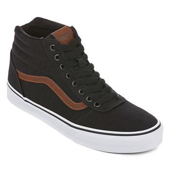 d03fa86225 Vans Black Men s Athletic Shoes for Shoes - JCPenney
