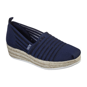 Skechers Bobs Womens Highlights 2.0 - Homestretch Slip-On Shoe