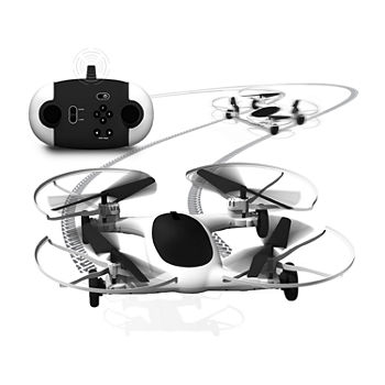 Sharper Image Fly + Drive Drone