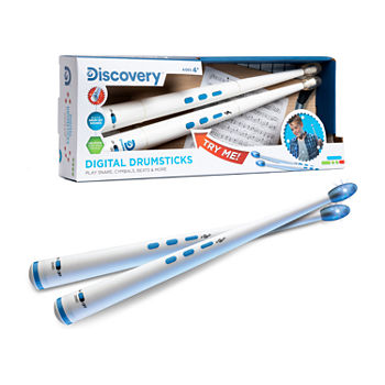 Discovery Kids Digital Drumsticks