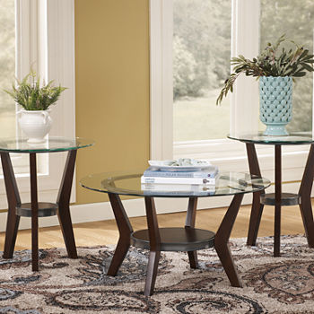 Signature Design By Ashley Coffee Table Sets Furniture For The Home