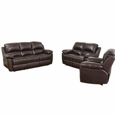 Stella Leather Sofa + Loveseat Set. Add To Cart. Few Left