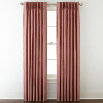 108 Inch Pink Curtains & Drapes for Window - JCPenney