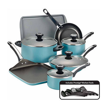 Farberware® High Performance 17-pc. Nonstick Aluminum Cookware Set