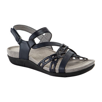 Bare Traps Womens Jewel Flat Sandals