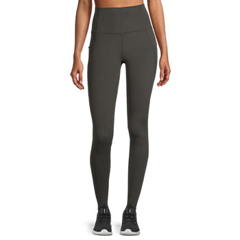 Xersion Womens High Rise Full Length Leggings