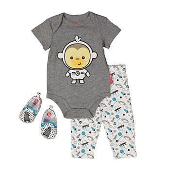 Fisher-Price Baby Boys 2-pc. Pant Set