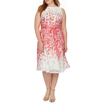 Plus Size Church Dresses for Women - JCPenney