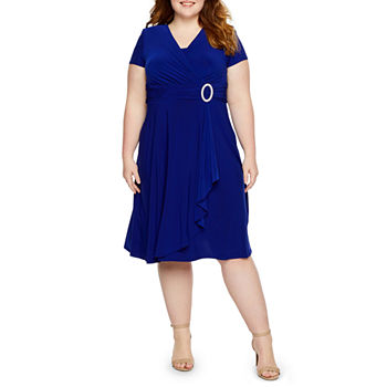 2f0169b61e9fc R m Richards Plus Size Dresses for Women - JCPenney