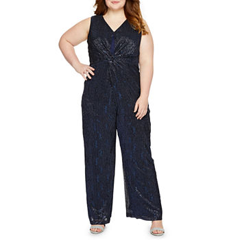 a3162b34264 Plus Size Jumpsuits   Rompers for Women - JCPenney