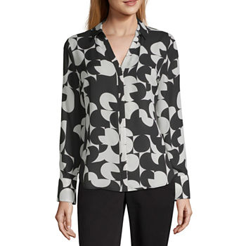 75b2913f8daf7 Worthington Floral Tops for Women - JCPenney