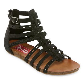 Kiwi Sandals Strap Pop Womens Ankle Flat cK1FJTl3