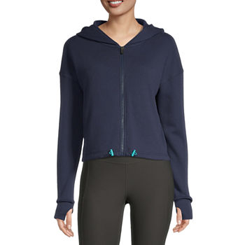 Xersion Womens Long Sleeve Hoodie