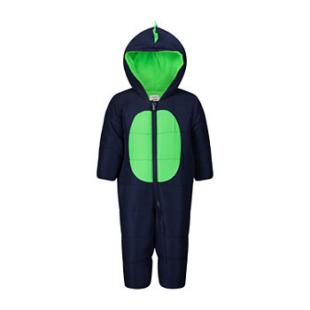 Carter's Baby Boys Heavyweight Animal Snow Suit
