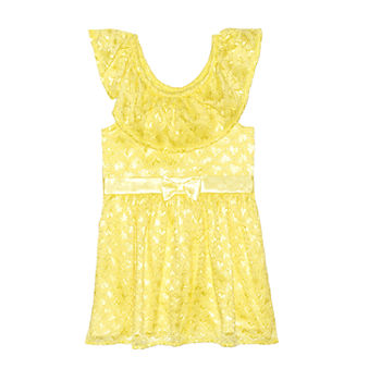 Nannette Baby Toddler Girls Sleeveless A-Line Dress