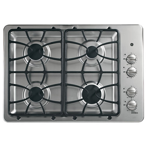 GE Profile™ 30 Built-In Gas Cooktop With 4 Burners