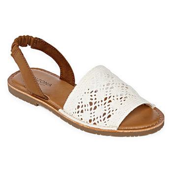 03688cc6c1a3 Arizona Flat Sandals Women s Sandals   Flip Flops for Shoes - JCPenney