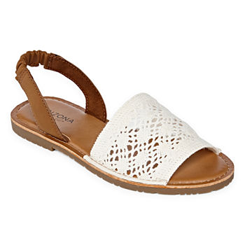 70831c153302 Arizona Flat Sandals Women s Sandals   Flip Flops for Shoes - JCPenney