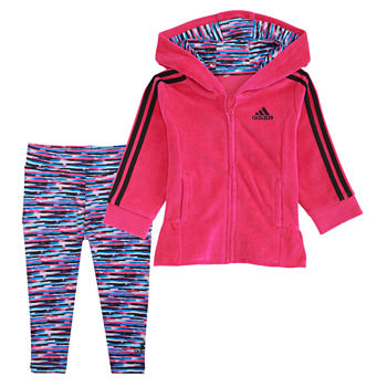 9dc6cb4be0a adidas 2-pc. Pant Set - Baby Girls · (3). Add To Cart. Few Left